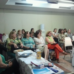 Workshop em São José do Rio Preto/SP