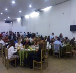 Jantar em Caratinga/MG
