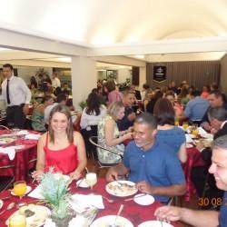 Jantar em Mirassol/SP