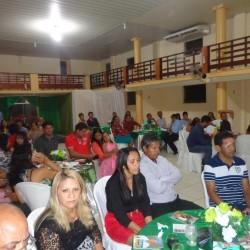 Jantar em Santa Isabel do Pará/PA
