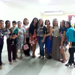Workshop em Porto Velho/RO