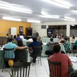 Jantar em Cornélio Procópio/PR