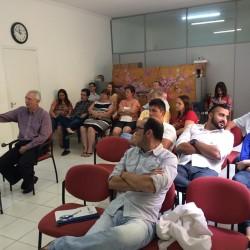 Seminário em Jacareí/SP