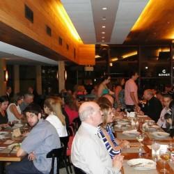 Jantar em Porto Alegre/RS
