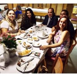 Jantar no Rio de Janeiro/RJ
