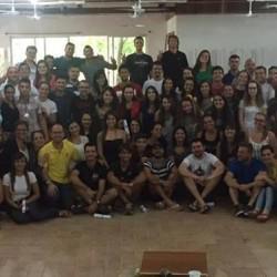 Encontro Regional do Apoio Jovem em Camboriú/SC