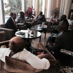 Reunião de Expansão na República Democrática do Congo (RDC)