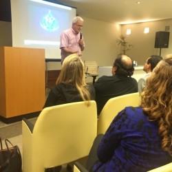 Workshop no Rio de Janeiro/RJ