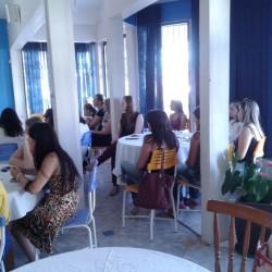 Chá do Apoio Feminino em Porto Xavier/ RS