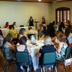 Chá do Apoio Feminino em Ijuí/RS