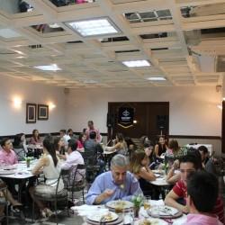 Jantar do Apoio Jovem em Itajaí/SC