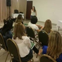 Workshop do Apoio Feminino em Pato de Minas/MG