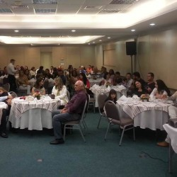 Jantar em Curitiba/PR