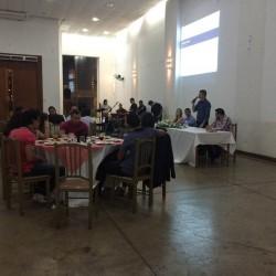 Evento do Apoio Jovem em Caratinga/MG