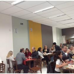 Jantar em Palhoça (SC)