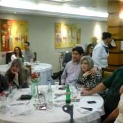 Jantar em Bento Gonçalves (RS)