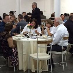 Jantar em Mirassol (SP)