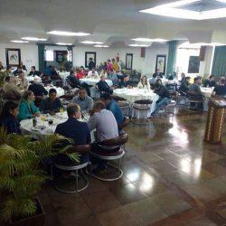 Evento em Foz do Iguaçu (PR) Capítulo 032