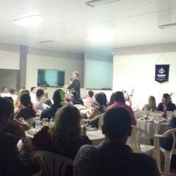 Jantar em Palmeira d'Oeste (SP)