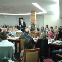 Jantar em Bento Gonçalves (RS) Capítulo 530 (28/11)