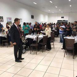 (Português do Brasil) Jantar em Umuarama (PR) Capítulo 353 (08/04)